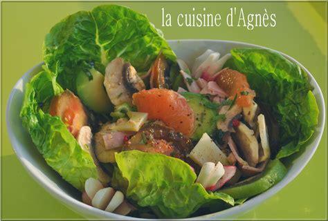 la cuisine d agnes salade fraicheur blogs de cuisine