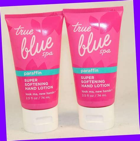 true blue bathrooms 2 bath body works true blue spa paraffin super softening hand lotion 2 5 oz tube ebay