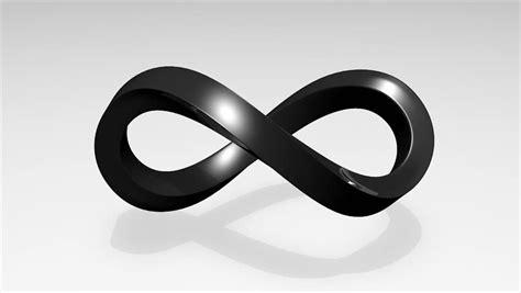 infinity symbol stock footage