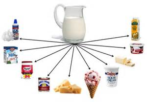 milk the scoop on chemical and physical changes
