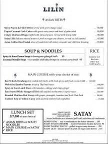 Lilin asian cuisine restaurant at potato head beach club bali