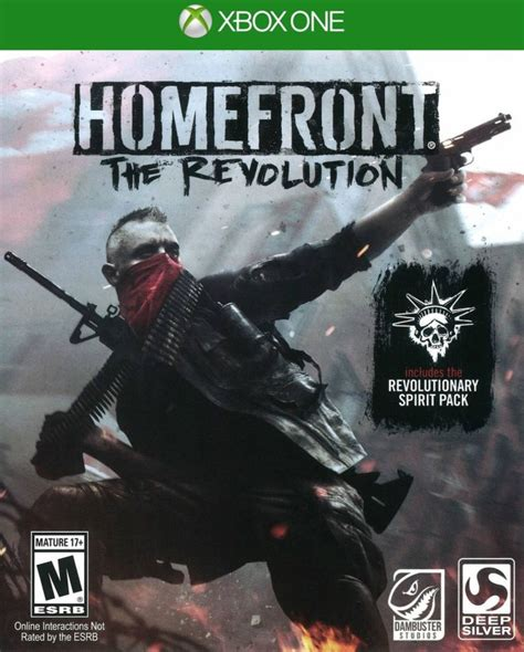 Jual Ps4 Homefront The Revolution Reg 2 1 homefront the revolution xbox one