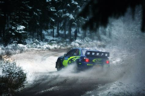 subaru rally snow image gallery impreza wrc wallpapers