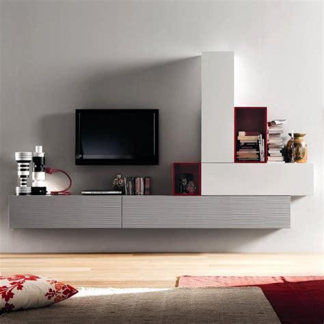 soggiorno parete attrezzata moderna idee 10 pareti attrezzate per arredare un soggiorno