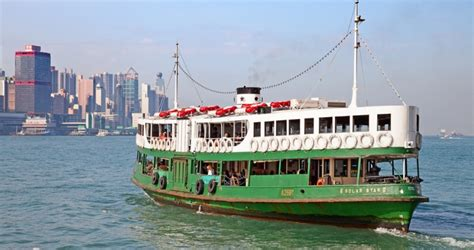 Do You Believe In Ferries by Morf Morford Showdown On A South China Ferry Do We
