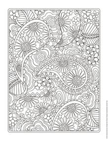 design coloring pages flower designs coloring book jenean morrison design