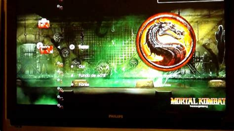 ps3 themes link mortal kombat 2011 ps3 dynamic theme by unreal