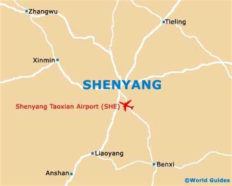 Shenyang Maps and Orientation: Shenyang, Liaoning, China