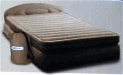 aero air bed aerobed raised queen air mattress aero bed headboard hutshop com