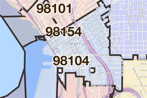 us area code seattle map of seattle zip codes swimnova