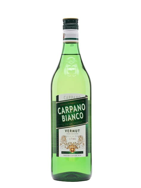 carpano vermouth carpano bianco vermouth litre the whisky exchange