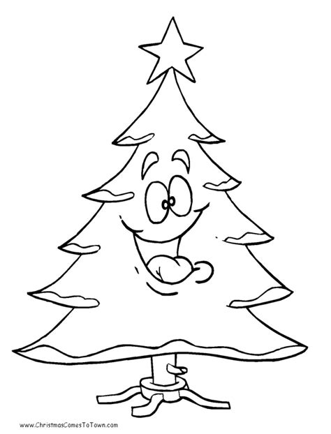 christmas tree clipart coloring page christmas tree outline clip art az coloring pages