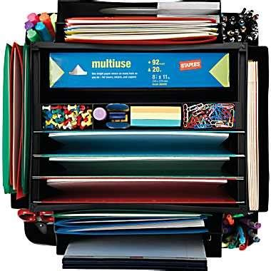 1000 Images About Organization On Pinterest Book Basket Apprentice Desk Organizer