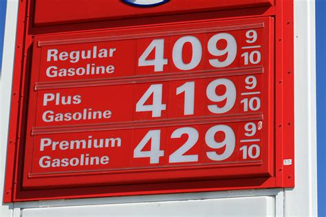 Study: High Gas Prices Lead to Fewer Auto Accidents