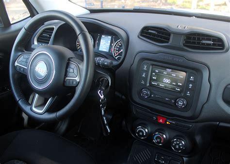 jeep sport interior test jeep renegade 1 8 sport plus motorbit