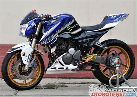 Motor Vixion Modif Nsr by Modifikasi Yamaha Scorpio Berheadl Dan Shroud Yamaha