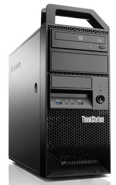 Lenovo ThinkStation E32, dekstop entry-level untuk