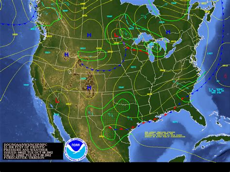 map of the united states weather weather map of the united states