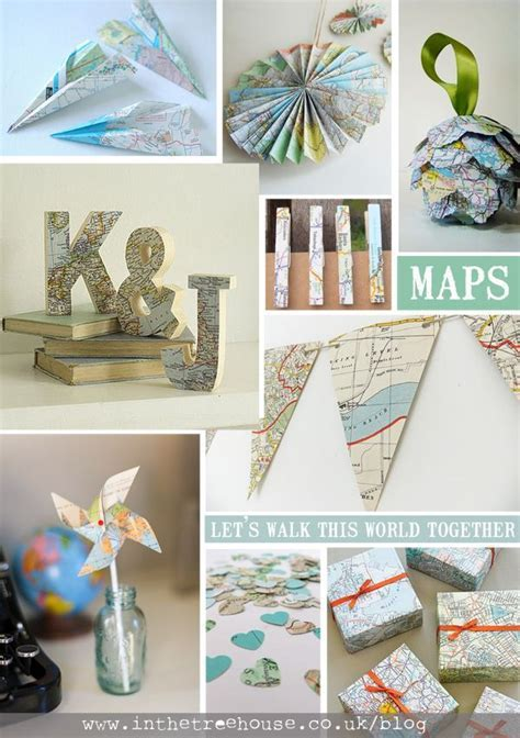 Best 20  Map decorations ideas on Pinterest