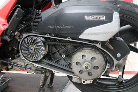 V Belt Vanbelt Panbel Honda Beat vario 125 penunggu mazpedia