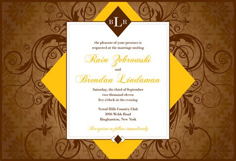 wedding invitation email for friends wedding invitation friends by garconis on deviantart