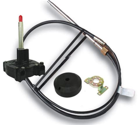 boat steering cable cleaning multiflex boat outboard steering kit 14ft 4 27m cable suit