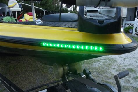 how to install boat rub rail insert rub rail bluewater leds installed the hull truth