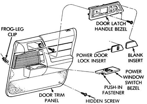 1995 chrysler concorde door panel removal instructions window service manual 1995 chrysler concorde door panel removal instructions window crank service