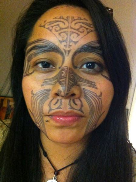 facial tattoo maori kit tattooforaweek temporary tattoos