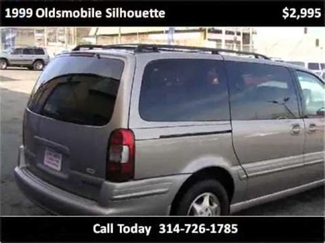 automotive service manuals 1999 oldsmobile silhouette on board diagnostic system 1999 oldsmobile silhouette problems online manuals and repair information
