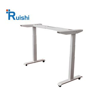 modern electric standing desk height adjustable table leg