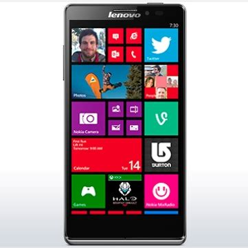 windows phone 8.1 handset made by lenovo to be released