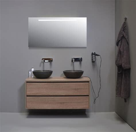 eiken badkamermeubel onderhoud badkamermeubel pro line hardsteen kom donker eiken