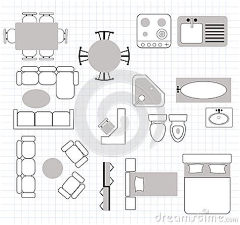 Floor Plan With Furniture Stock Photo Image 38539380 | floor plan with furniture stock photo image 38539380