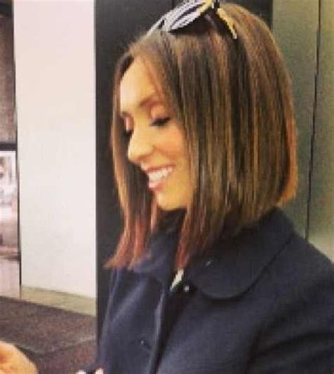 Giuliana Wavy Bob Haircut | giuliana rancic inverted lob great haircuts pinterest