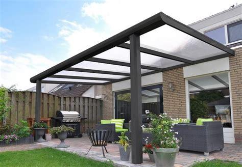 Terrasse 50 Wohnfläche by Installation Pergola Polycarbonate Muret Installation De