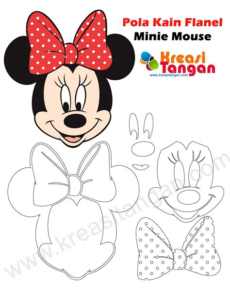 minnie mouse cake template free minnie mouse outline fresh mickey mouse template for