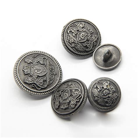metal batton metal buttons picture more detailed picture about 6pcs