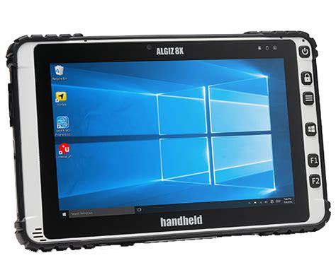 rugged tablet pc comparison rugged 8 inch windows tablet for outdoor environments ip65