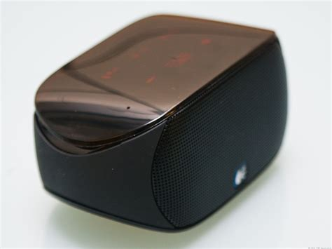 Speaker Logitech Mini Boombox logitech s mini boombox review small audio dynamite cnet