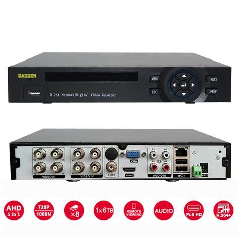 Dvr Cctv 8ch 8 Ch Uvr Xmeye 1080 6in1 Xvr Analog Ahd Tvi Cvi Ipcam 8ch 1080p cctv dvr 1500tvl outdoor 960h security wifi