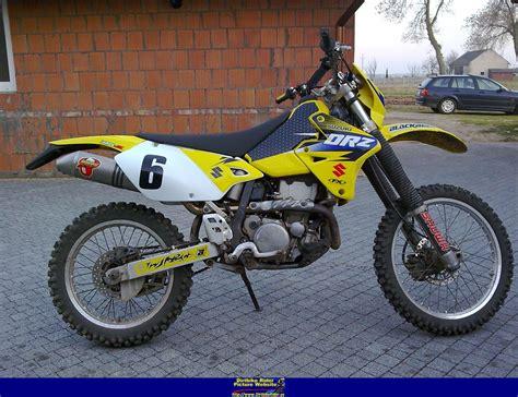 Suzuki Dr Z 2002 Suzuki Dr Z 400 E Moto Zombdrive
