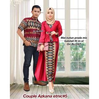 Batik Azkana 2 keluarga batik sarombit seragaman kondangan tanah