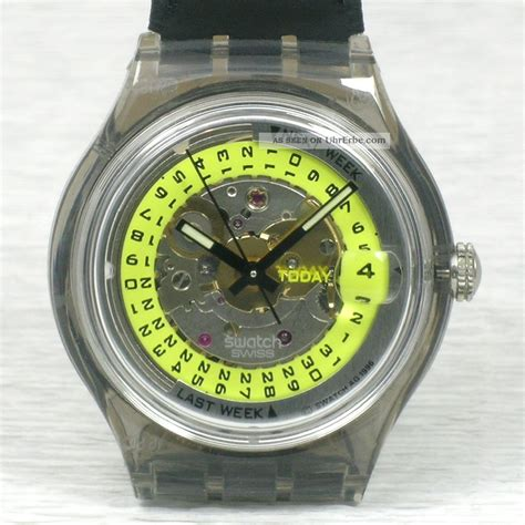Swatch Seri Aotomatic swatch automatic last week next week sam404