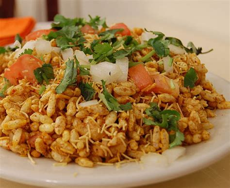 recipe for bhel puri indiamarks