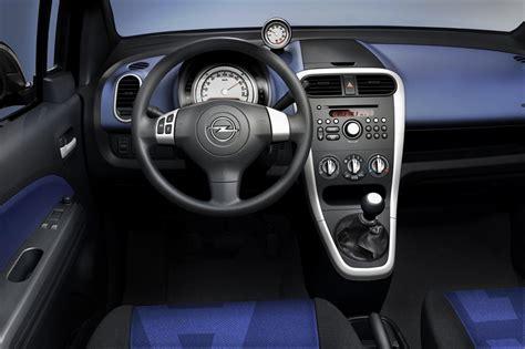 opel corsa 2009 interior 2009 opel agila conceptcarz com