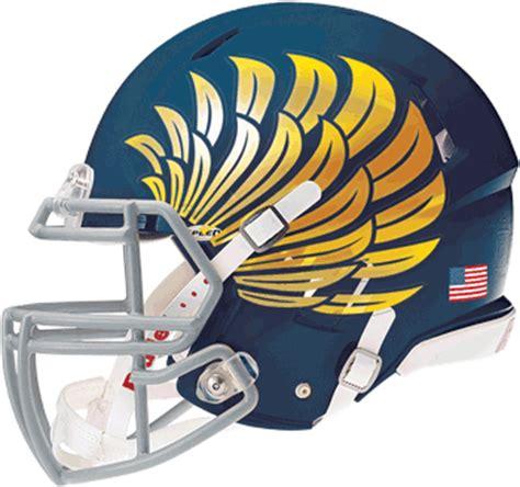 College Football Helmet Stickers