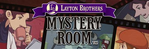 layton brothers mystery room 2 layton brothers mystery room now available for android gamer