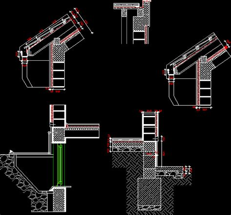 construction details dwg detail  autocad designs cad