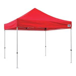 Walmart 10x10 Canopy by Impact Instant Canopy Tlkit 10x10 Pop Up Canopy Tent